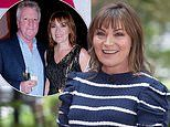 Lorraine Kelly dishes on her sex life after menopause saying that it is 'toddling along nicely'