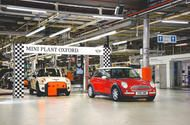 How Mini's Cowley factory came into existence