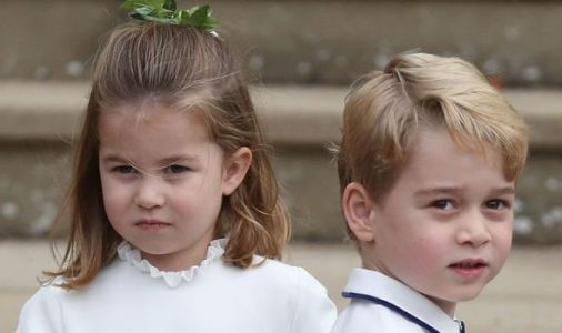 Kate Middleton: Princess Charlotte and Prince George 'argue', expert claims