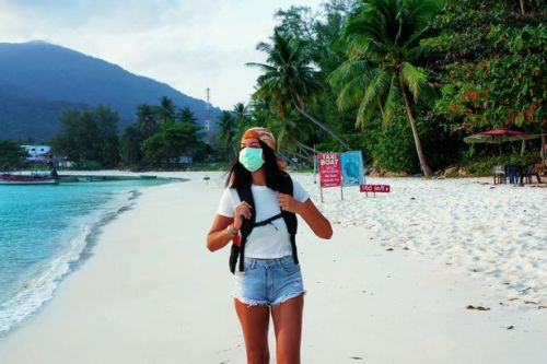 Brit holidaymakers advised to wear face masks everywhere while abroad