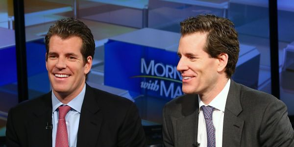Winklevoss-backed crypto platform Gemini has more than doubled the assets it stores so far this year