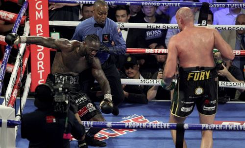 Deontay Wilder disappointed corner threw in towel against Tyson Fury
