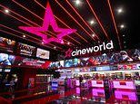 Cineworld plans to reopen all its 128 venues in July
