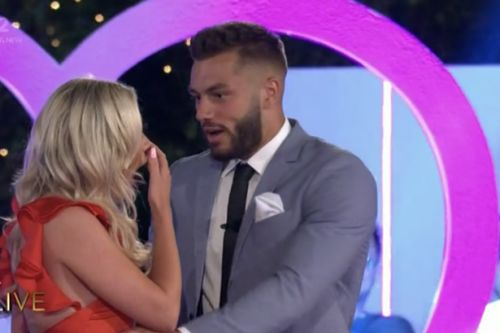 Love Island's Paige Turley and Finn Tapp crowned as the series winners in emotional live final