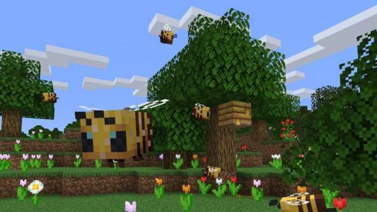 Minecraft bees already have Adventure Time and Bee Movie mods