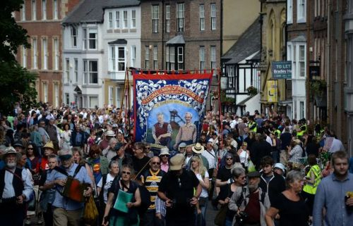 Tory MPs Vow To Attend Durham Miners Gala - Despite Claims They'll Need Police Protection