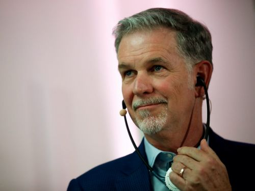 Netflix's CEO says he isn't worried about streaming competition - but traditional TV and YouTube could be threats