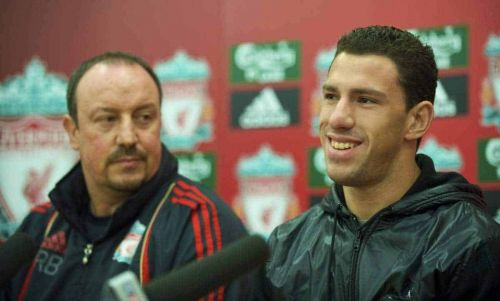 """Maxi Rodriguez reveals """"little lie"""" he told Rafa to avoid collapse of Liverpool move"""