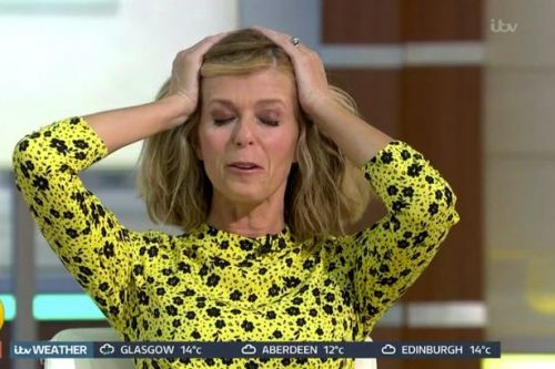 Kate Garraway breaks down as she says her children 'effectively lost their dad'