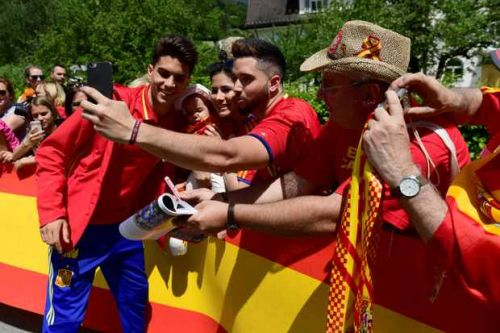 World Cup 2018: What time is Group B fixtureSpain v Morocco on TV? What channel's it on? When's kick off?