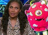 Masked Singer Australia's Paulini backtracks after accidentally revealing the identity of 'Monster'