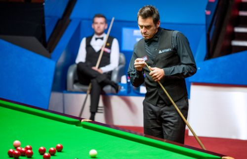 Ronnie O'Sullivan responds to Mark Selby's accusations of disrespect in World Snooker Championship semi-final