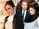 Victoria Beckham 'cried for TWO days' after her husband David claimed marriage is always hard work