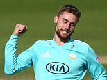 Will Jacks books Surrey a place in Friday's T20 finals day for the first time in SIX years