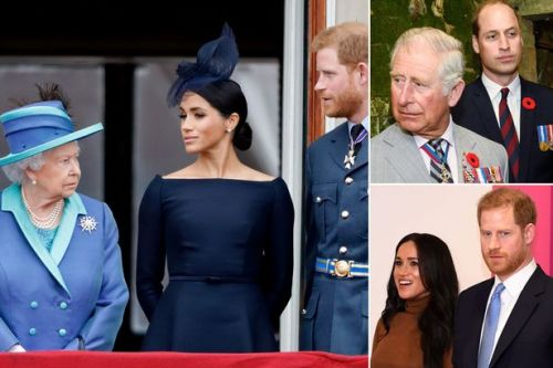 How Meghan Markle and Harry are out of Royal Family after Queen refused 'halfway house'