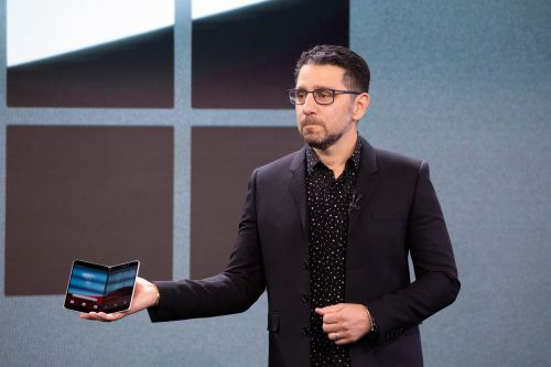 Microsoft Windows head Panos Panay says that the decision to ship the Surface Duo smartphone on Android reflects the company's focus on flexibility in reaching customers