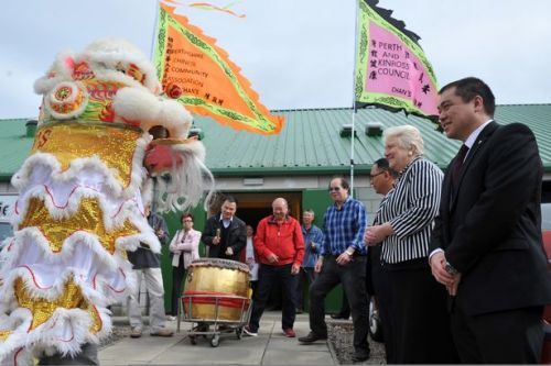 Chinese community in Perth and Kinross all set for big autumn celebration