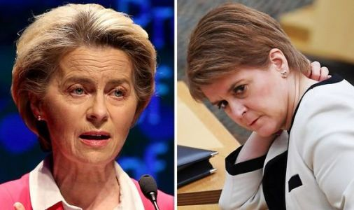 EU insider dismantles Sturgeon's independence dream after 'can't afford buses' claim