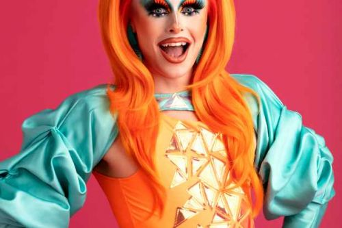 Who is Blu Hydrangea? Meet the RuPaul's Drag Race UK queen and make-up expert