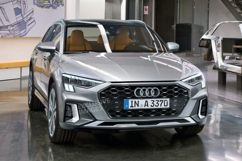 New Audi A3 Cityhopper crossover hatch to plug gap between Q2 and Q3