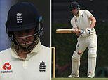 Dominic Sibley admits he questioned whether he was good enough to play for England