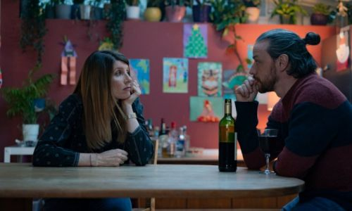 Viewers are saying the same thing about James McAvoy and Sharon Hogan drama Together