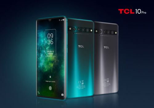 TCL launches first self-branded smartphones at $449, $249