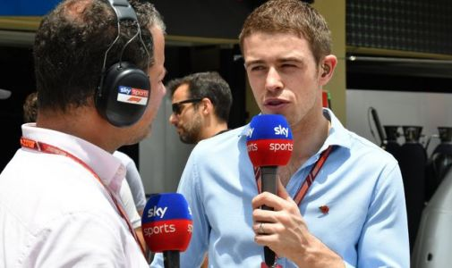 Paul Di Resta is standby driver for McLaren at 70th Anniversary GP