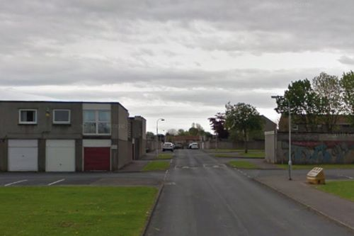 Man rushed to hospital with 'facial injuries' after attack inside Scots house