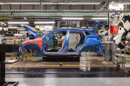 Nissan celebrates its ten millionth motor to roll off its proud Sunderland production line