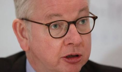 Scottish MPs to get power to vote down key English laws - Gove's desperate bid to save UK