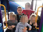 Man is charged over death of a mum-of-five- who had just turned her life around
