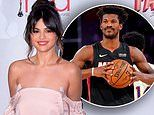 Selena Gomez 'is dating NBA star Jimmy Butler'. as the two are spotted enjoying a romantic dinner