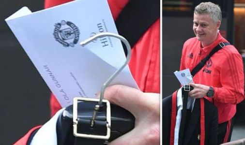Man Utd boss Ole Gunnar Solskjaer suffers hilarious gaffe at new hotel ahead of Man City