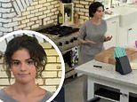 Selena Gomez gives fans a glimpse inside her kitchen as she teases new food show for HBO Max