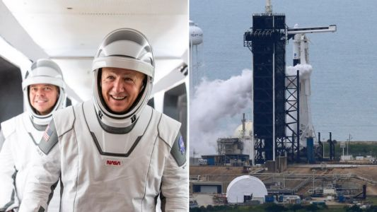 SpaceX delays first US manned mission to space since 2011