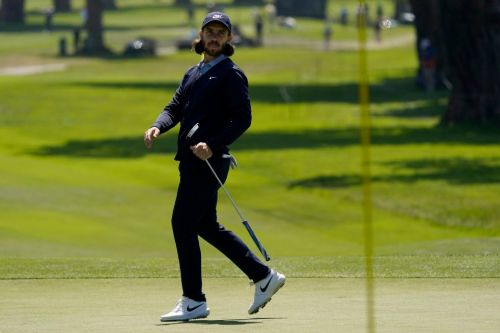 PGA Championship: Fleetwood one shot behind Li Haotong with Rose and Casey all in the hunt at TPC Harding Park