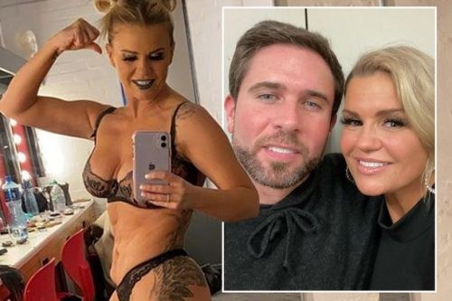 Kerry Katona says 'it never hurts to be sh*gging personal trainer' in candid weight talk