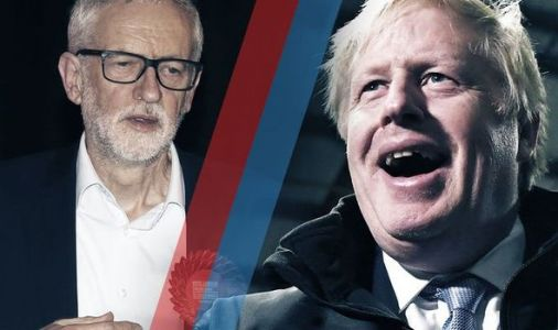 Election 2019 exit poll RESULT: Vote shows Tory majority as Boris backed to deliver Brexit