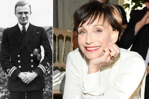 Military Wives star Kristin Scott Thomas opens up about father's tragic death