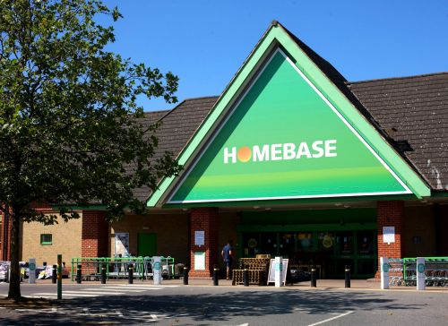 Homebase has been rated the worst online retailer in the UK