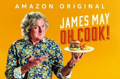 James May says he'd love feedback from Gordon Ramsay about new cooking show