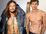 David Genat reveals he was 'always in calorie deficit' in order to maintain a slim male model body
