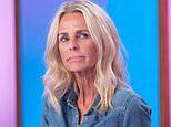 Ulrika Jonsson claims Elizabeth Hurley's 'provocative' topless snaps are 'wholly inappropriate'