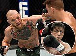Conor McGregor is 'ready to roll' for trilogy fight with Dustin Poirier, says UFC chief Dana White