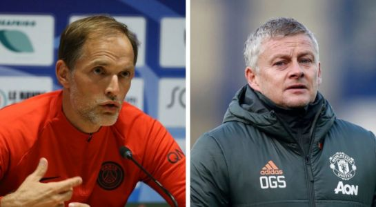 Thomas Tuchel warns PSG stars about Manchester United duo ahead of Champions League clash