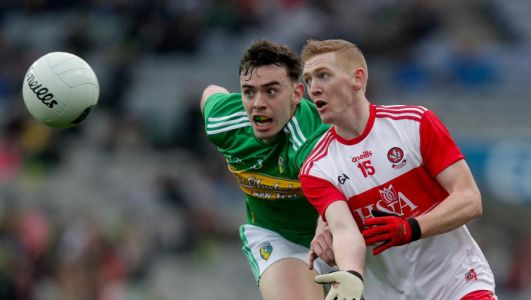 Derry can step out of the shadows and achieve something again: Paul McFlynn