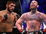 Conor McGregor claims Khabib Nurmagomedov will be 's****ing his pants' in fight with Justin Gaethje
