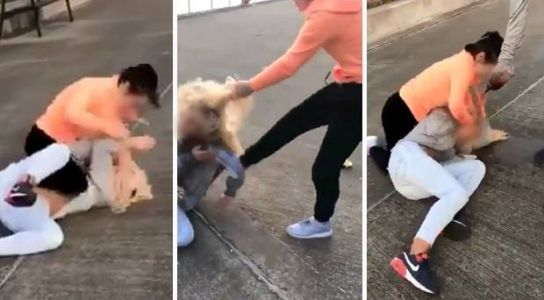 Shocking Bangor attack video: Girl so badly beaten she's unable to have x-ray - teen (17) due in court