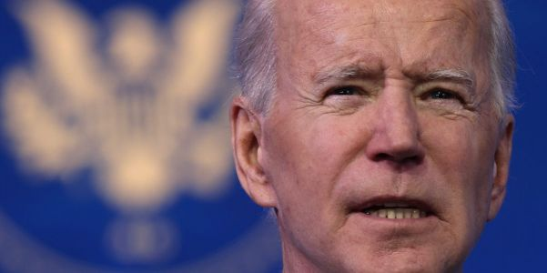 Biden says he will reverse Trump's order to lift the coronavirus travel ban